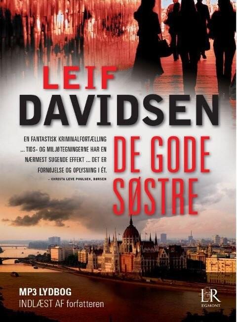 Image of   De Gode Søstre Mp3 - Leif Davidsen - Cd Lydbog