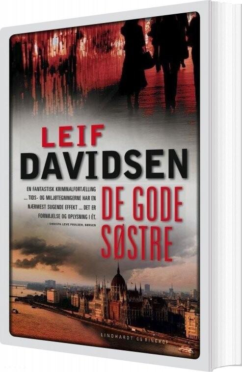 De Gode Søstre - Leif Davidsen - Bog