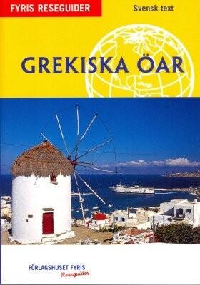 Image of   De Græske øer - Paul Harcourt Davies - Bog