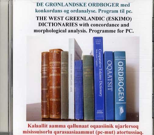 De Grønlandske Ordbøger Med Konkordans Og Ordanalyse - Henrik Aagesen - Cd Lydbog
