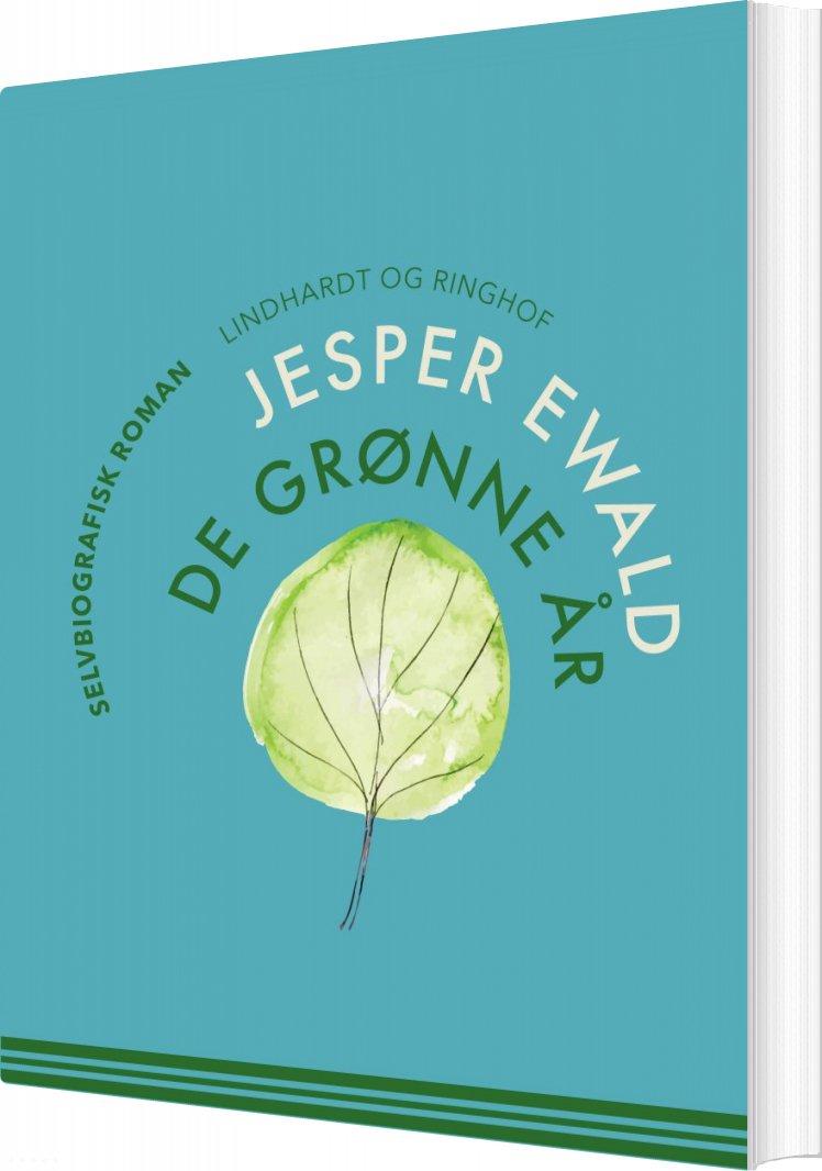 Image of   De Grønne år - Jesper Ewald - Bog