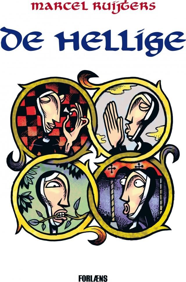 Billede af De Hellige - Marcel Ruijters - Tegneserie
