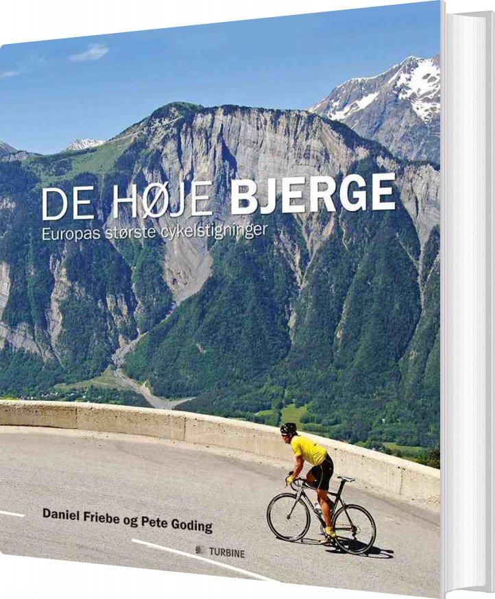 Image of   De Høje Bjerge - Daniel Friebe - Bog