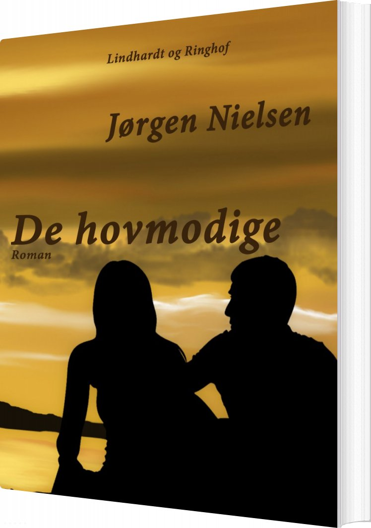 De Hovmodige - Jørgen Nielsen - Bog