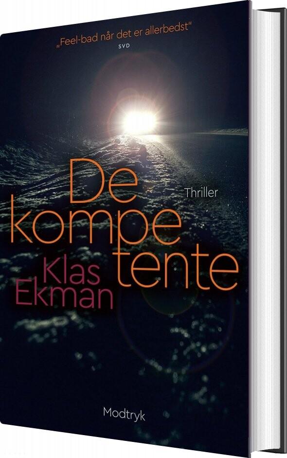 De Kompetente - Klas Ekman - Bog