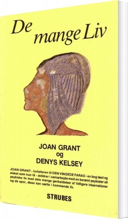 Image of   De Mange Liv - Joan Grant - Bog