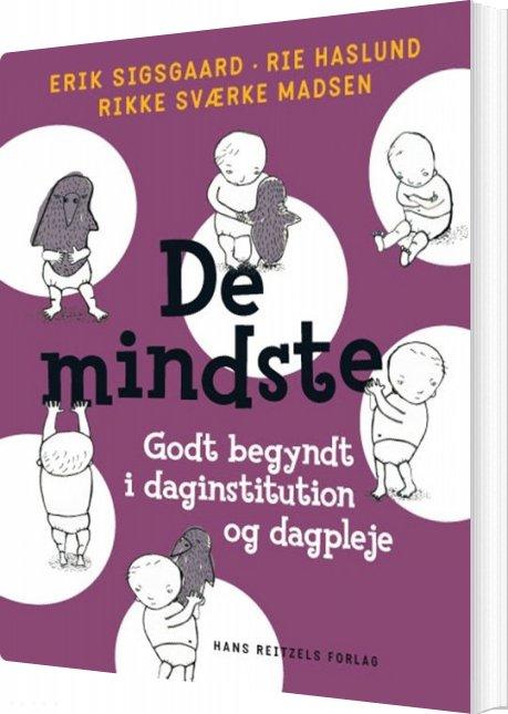 De Mindste - Erik Sigsgaard - Bog