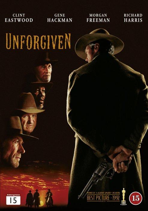 Image of   De Nådesløse / Unforgiven - DVD - Film