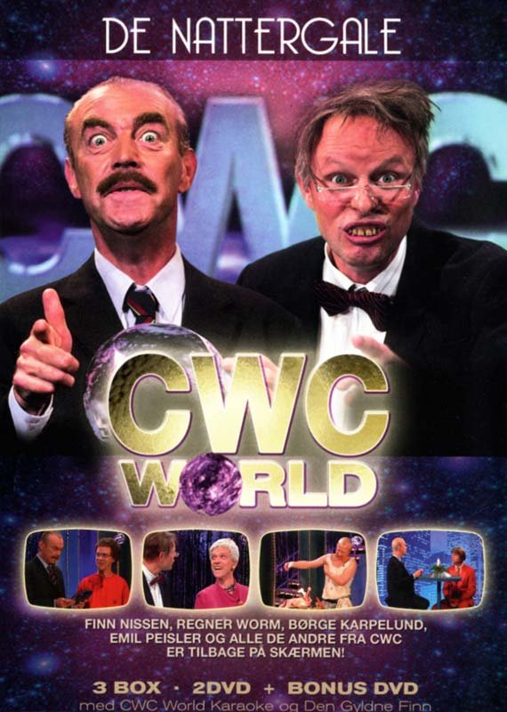 Cwc World - De Nattergale - DVD - Tv-serie