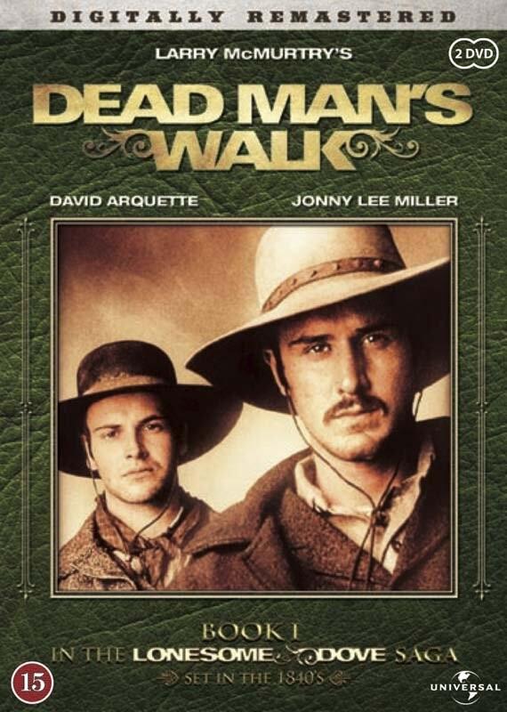 Image of   De Red Mod Nord - Dead Mans Walk - DVD - Tv-serie
