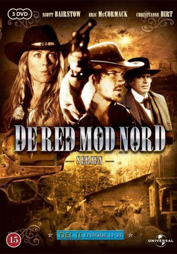 De Red Mod Nord / Lonesome Dove - Episode 11-21  - DVD - Tv-serie