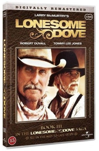 De Red Mod Nord - Lonesome Dove - DVD - Tv-serie