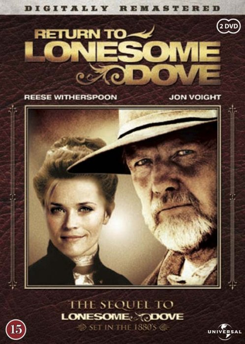 De Red Mod Nord - Return To Lonesome Dove - DVD - Tv-serie