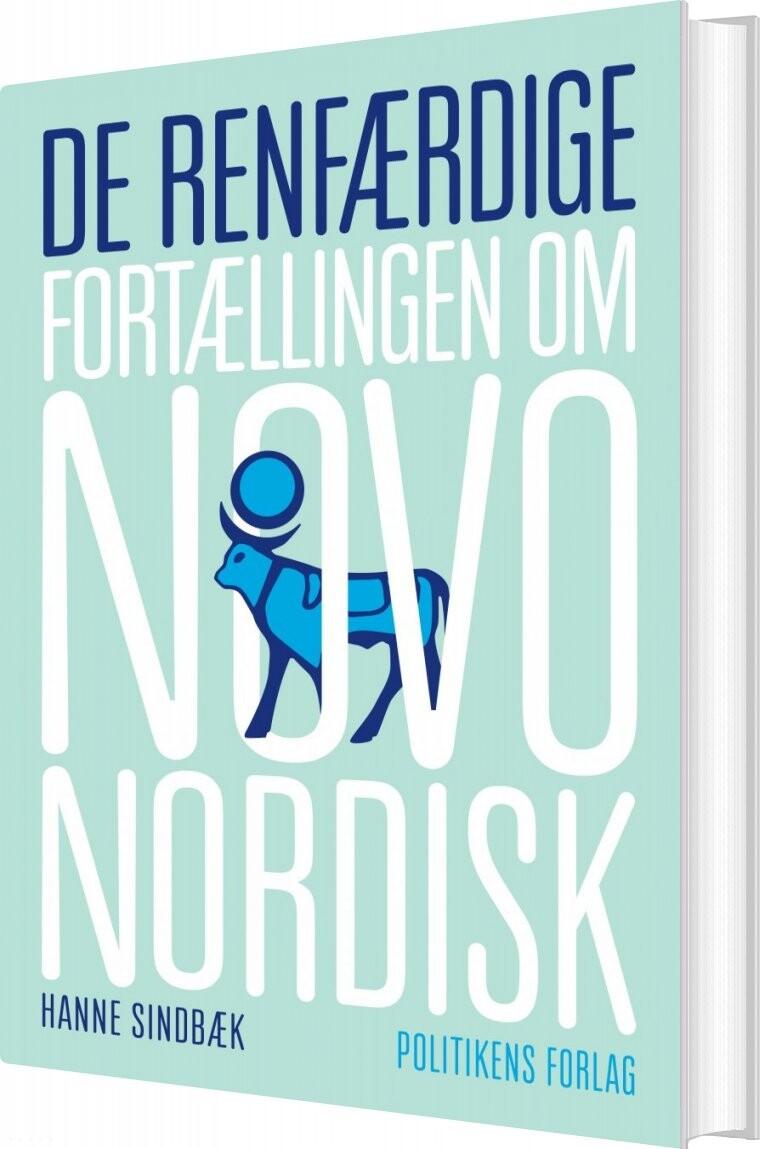 Image of   De Renfærdige - Hanne Sindbæk - Bog