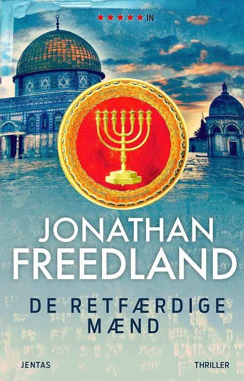 Image of   De Retfærdige Mænd - Mp3 - Jonathan Freedland - Cd Lydbog