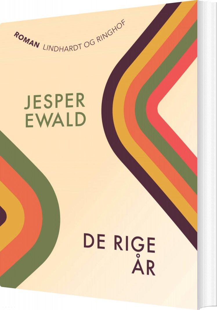 Image of   De Rige år - Jesper Ewald - Bog