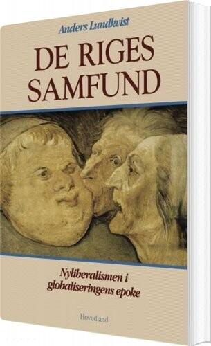 Image of   De Riges Samfund - Anders Lundkvist - Bog