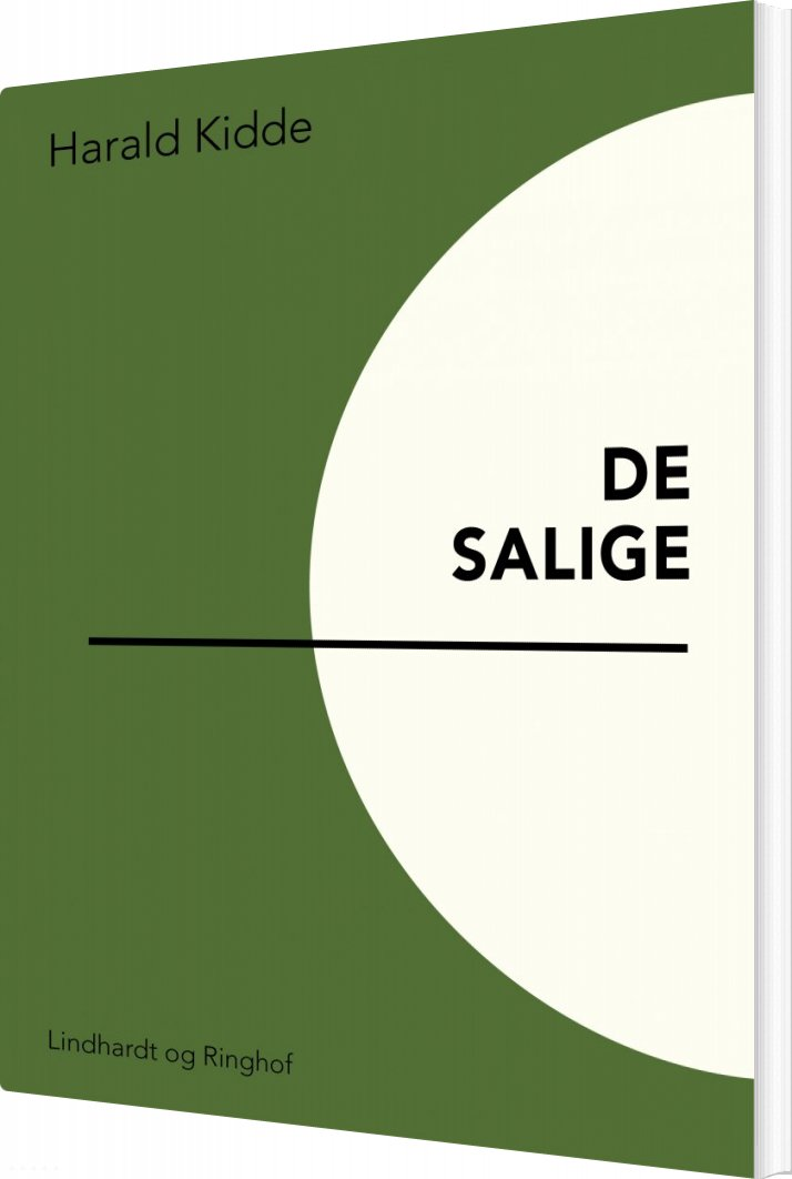 Image of   De Salige - Harald Kidde - Bog