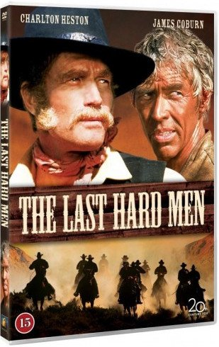 The Last Hard Men - DVD - Film