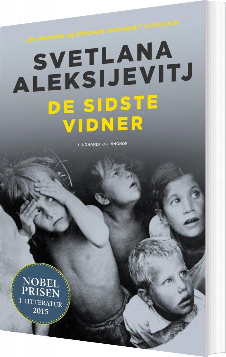 Image of   De Sidste Vidner - Svetlana Aleksijevitj - Bog