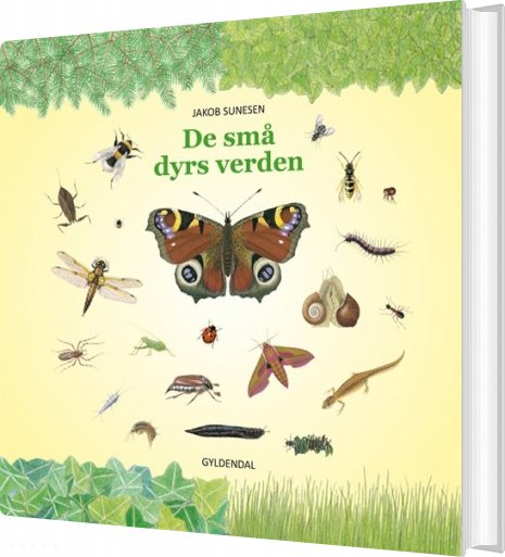 Image of   De Små Dyrs Verden - Jakob Sunesen - Bog