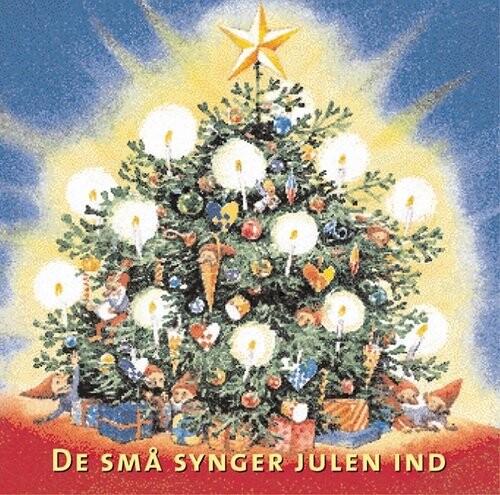 Image of   De Små Synger Julen Ind - CD