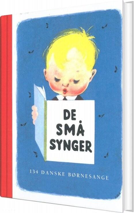 de små synger cd og bog