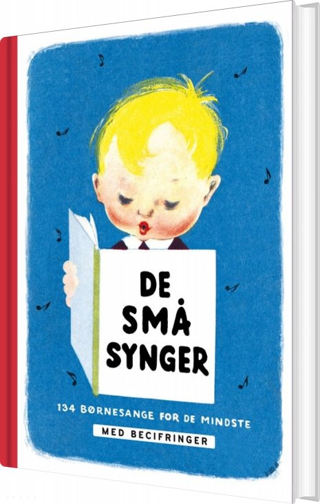 Billede af De Små Synger. Med Becifringer - Gunnar Nyborg-jensen - Bog