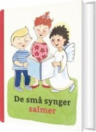Image of   De Små Synger Salmer - Christel Amundsen - Bog