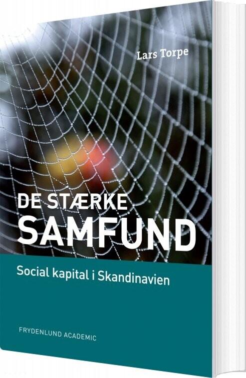 De Stærke Samfund - Lars Torpe - Bog