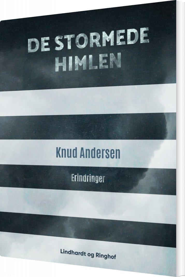 De Stormede Himlen - Knud Andersen - Bog