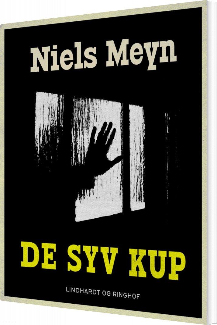 Image of   De Syv Kup - Niels Meyn - Bog