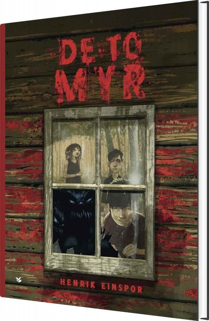 De To Myr - Henrik Einspor - Bog