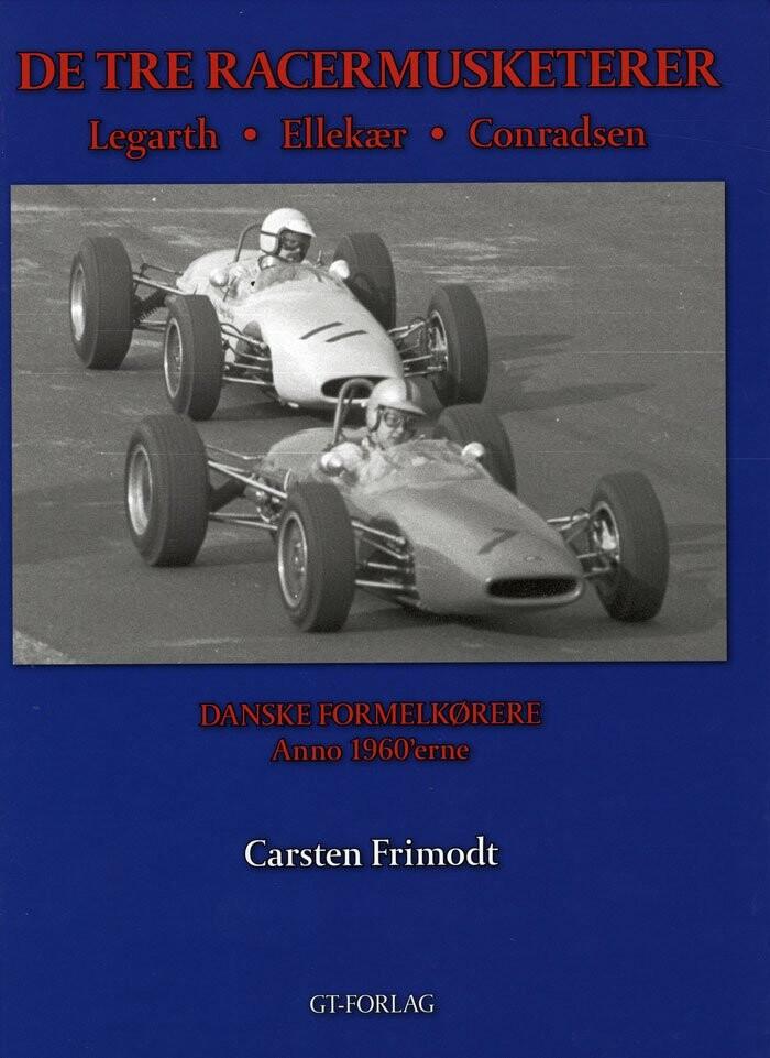 Image of   De Tre Racermusketerer - Carsten Frimodt - Bog