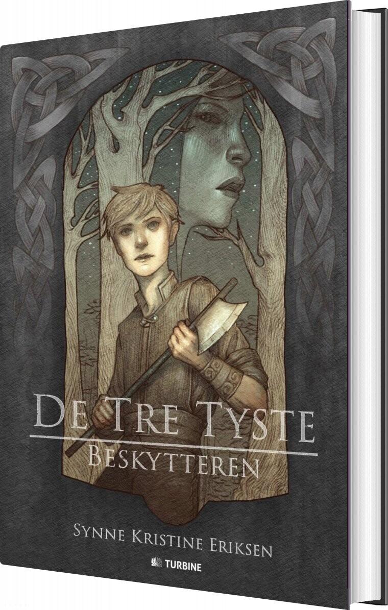De Tre Tyste - Synne Kristine Eriksen - Bog