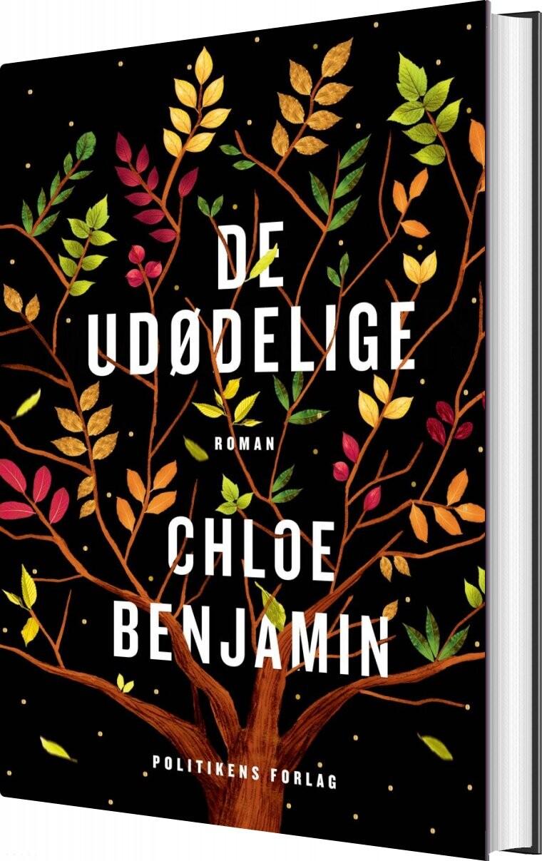 Image of   De Udødelige - Chloe Benjamin - Bog