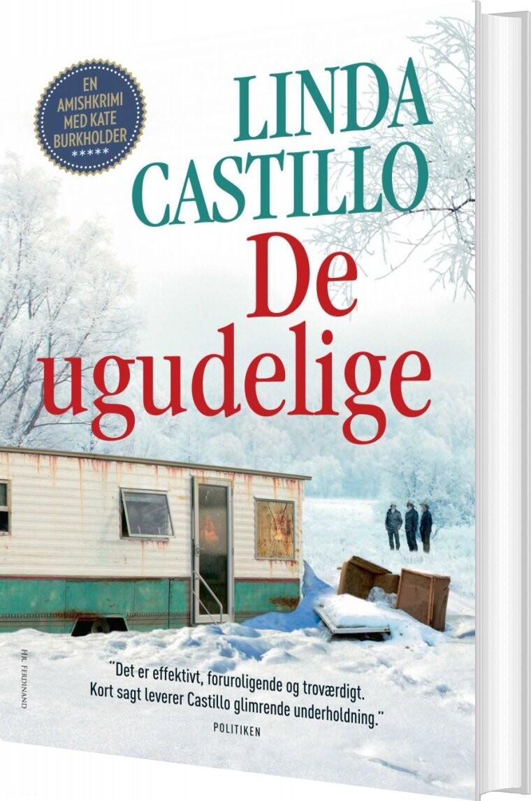 Image of   De Ugudelige - Linda Castillo - Bog