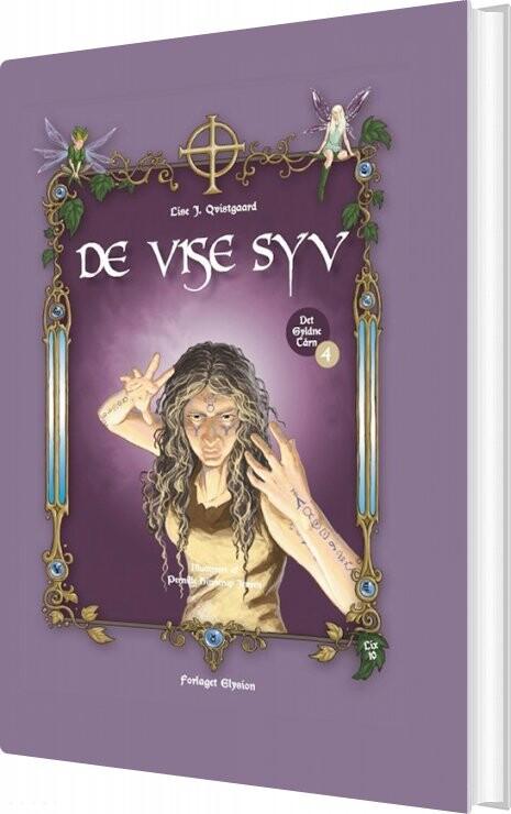 Image of   De Vise Syv - Lise J. Qvistgaard - Bog