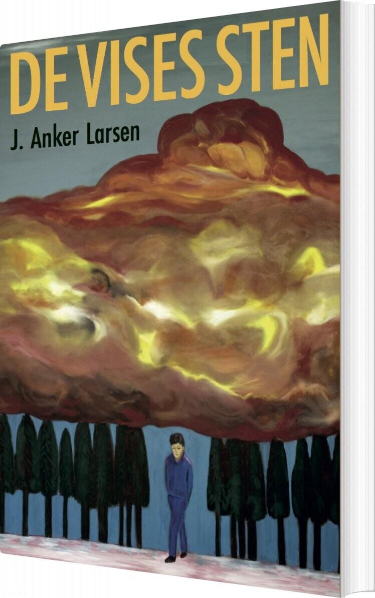Image of   De Vises Sten - J. Anker Larsen - Bog