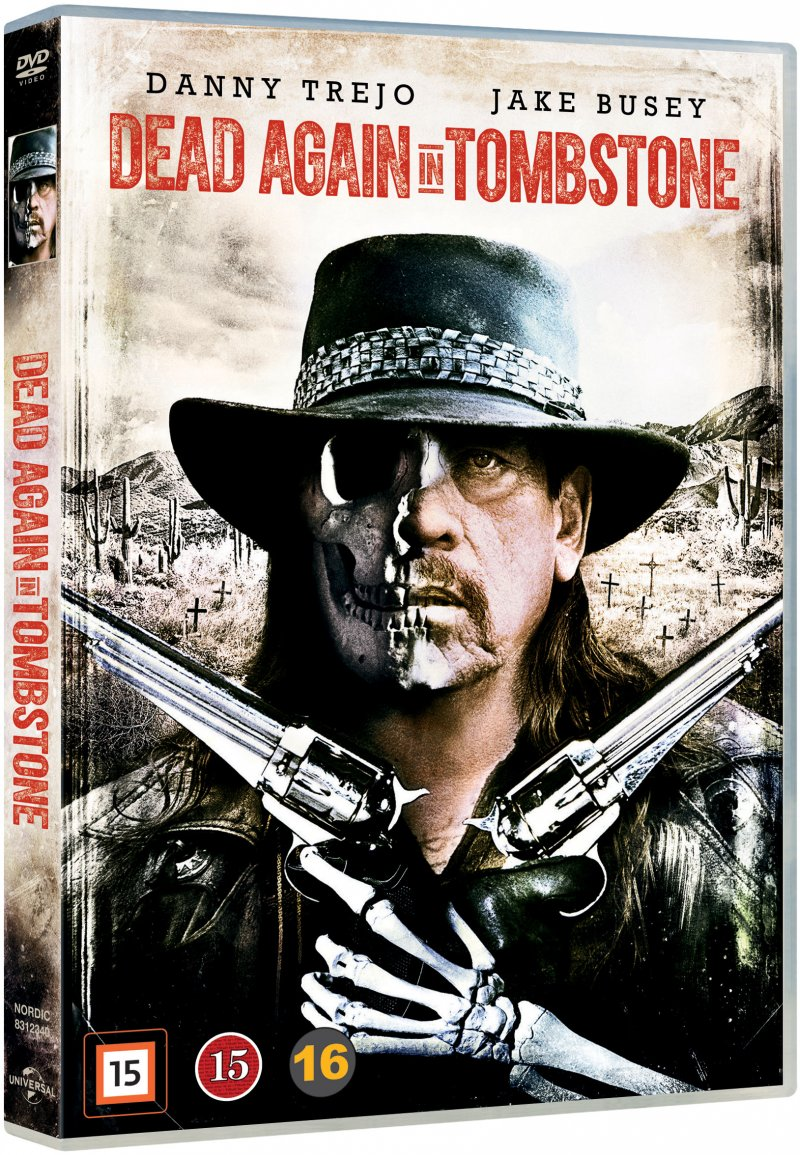 Dead Again In Tombstone - DVD - Film
