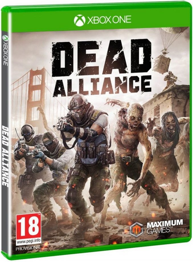 Image of   Dead Alliance - Xbox One