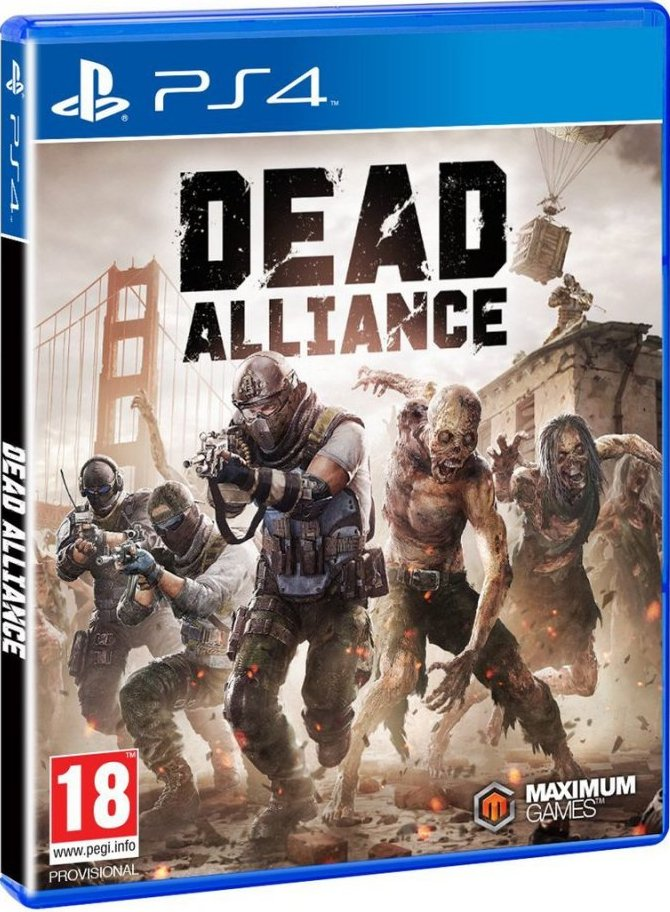 Image of   Dead Alliance - PS4