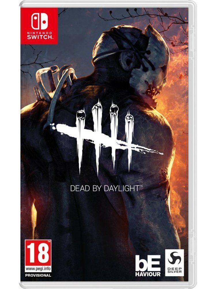 Image of   Dead By Daylight - Definitive Edition - Nintendo Switch