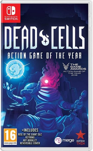 Image of   Dead Cells (game Of The Year Edition) - Nintendo Switch