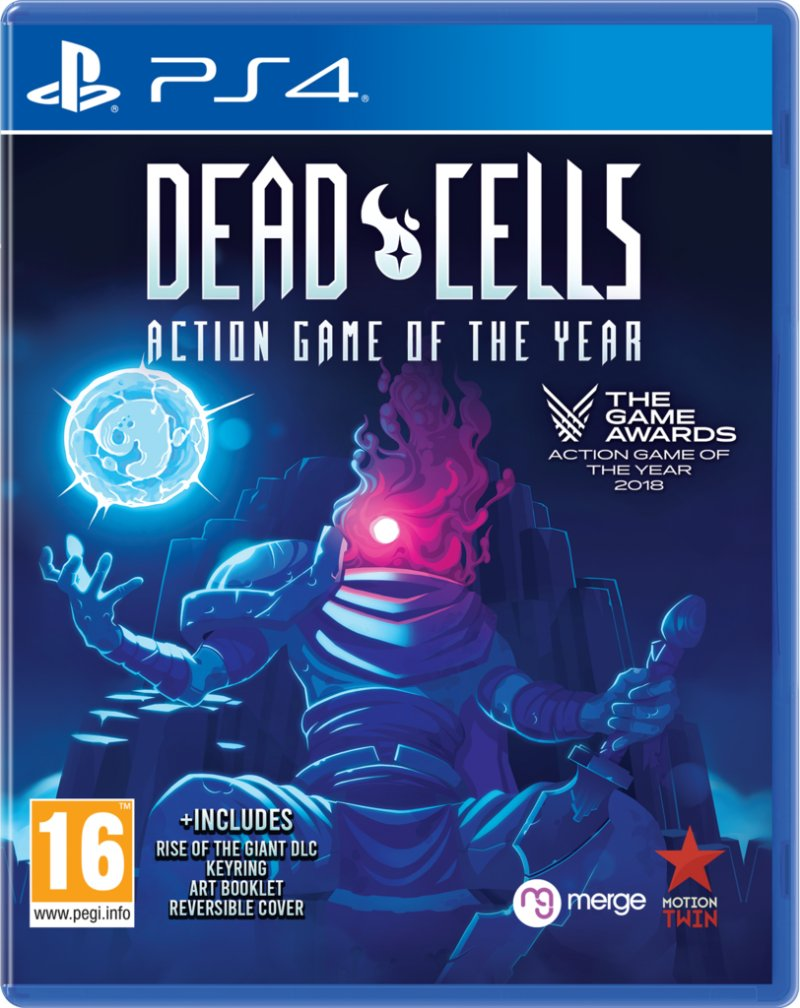 Image of   Dead Cells (game Of The Year Edition) - PS4