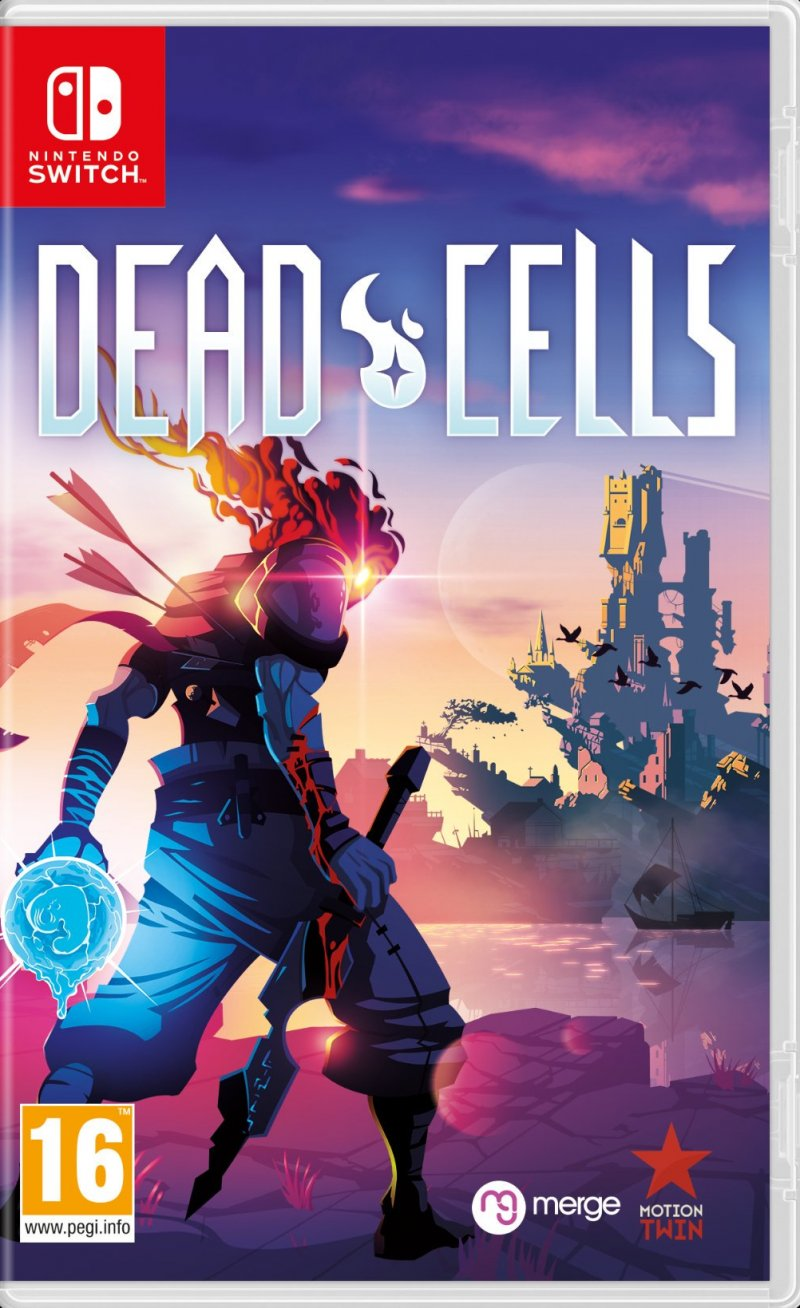 Image of   Dead Cells - Nintendo Switch