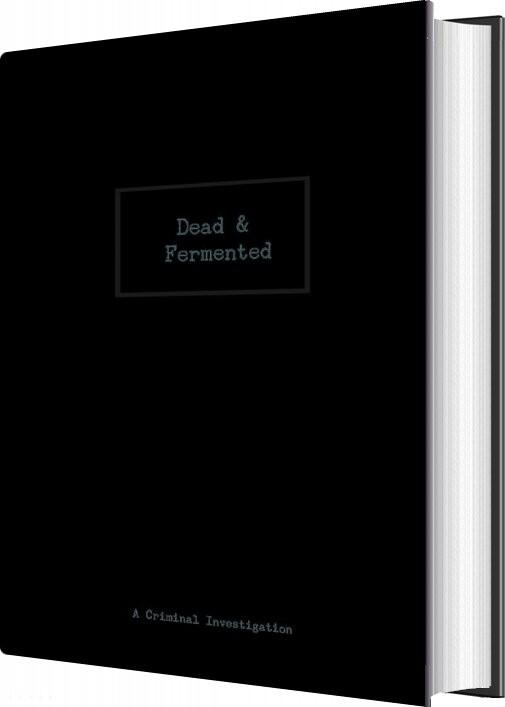 Dead & Fermented - Henrik Yde - Bog
