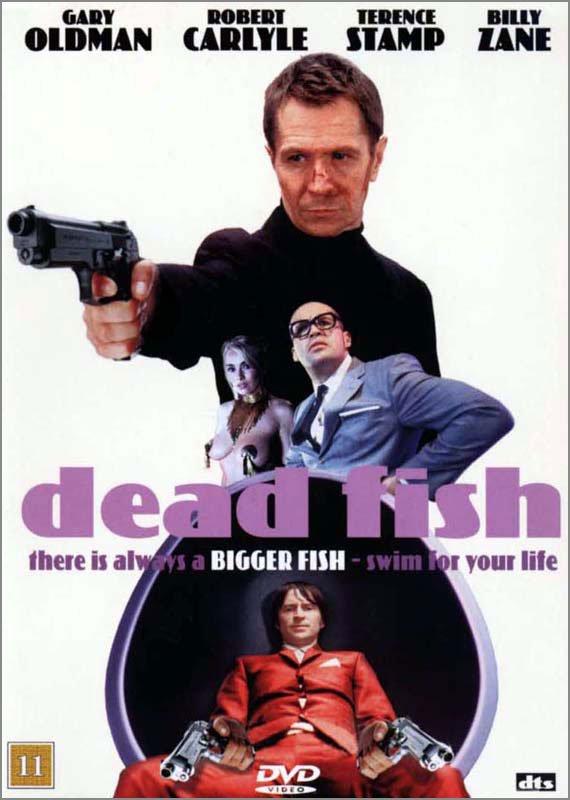 Billede af Dead Fish - DVD - Film