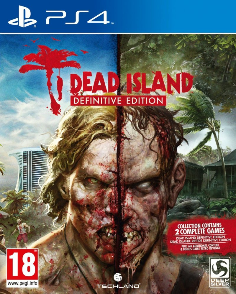 Image of   Dead Island - Definitive Collection - PS4