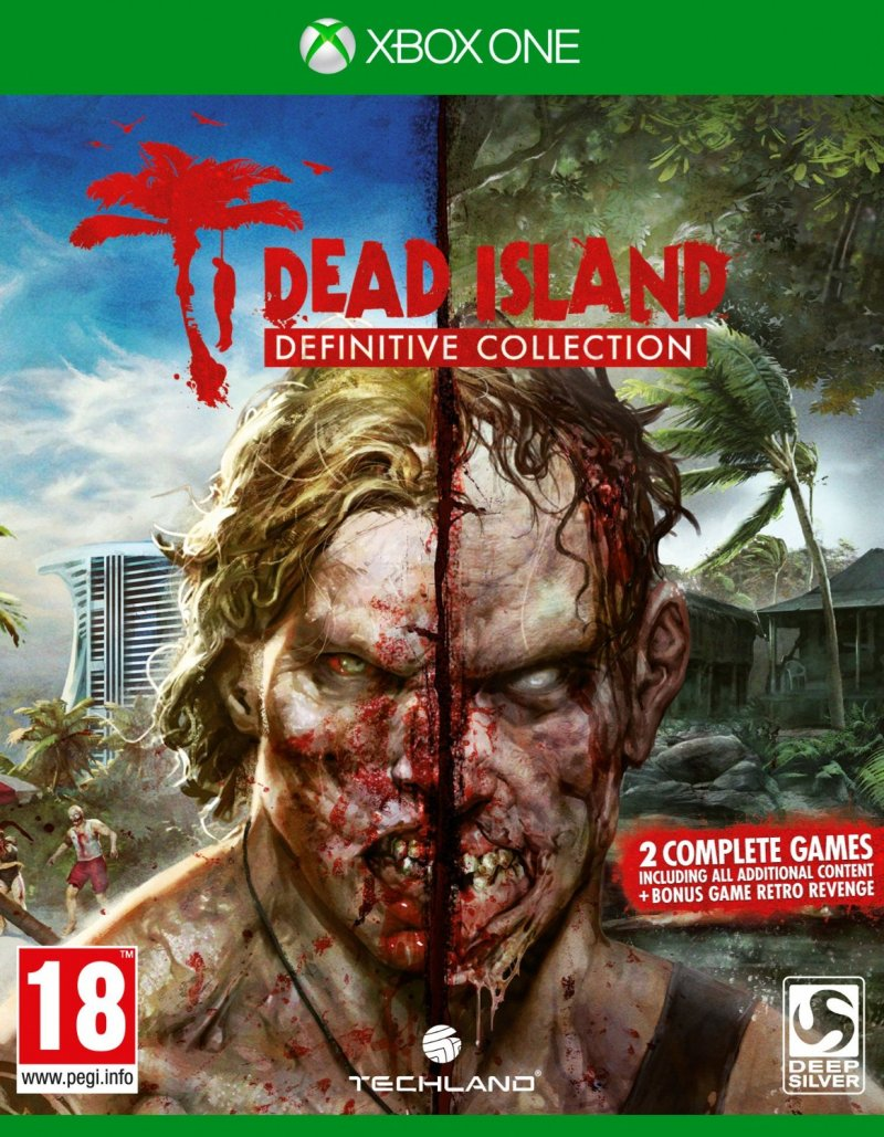 Image of   Dead Island - Definitive Collection - Xbox One